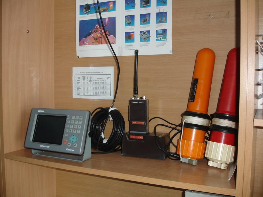Действующее радиооборудование